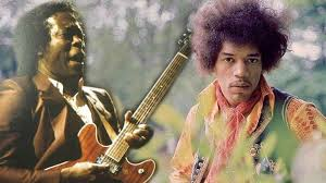Resultado de imagem para Buddy Guy Jimi Hendrix,