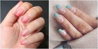 Nail Designs Red Ombre 14 Best Ombre Nail Design Ideas How To Do Ombre Nails