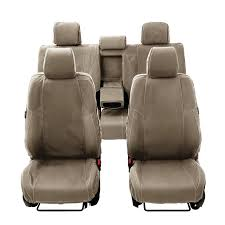 escape gear seat covers available in light khaki