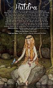huldra norse mythology