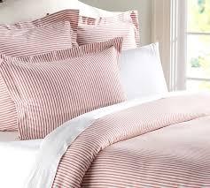 ticking stripe bedding – glorema.com & twin ticking stripe quilt sheet set vintage duvet cover sham blue and white  bedding Adamdwight.com