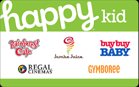 happy kid gift cards