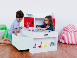 mocka activity table  kid's playtime furniture