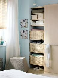 if you have s free space that is to small for a wardrobe then install floating