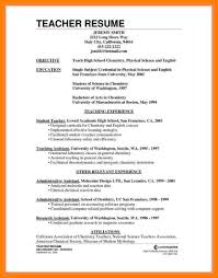 How To Make Resume For Teaching Job 24 How To Make Resume For Teaching Job Emmalbell 14