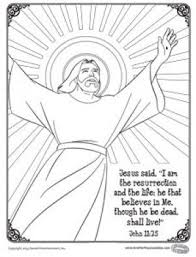 Herald Store Catholic Easter Coloring Page Handouts Easter
