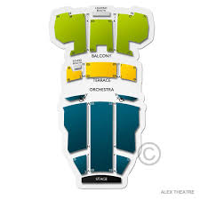 Alex Theatre Glendale Seating Chart Los Angeles Chamber Orchestra Glendale Tickets 3 28 2020 8