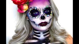 sugar skull tutorial dia de los muertos
