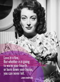 Famous People Love Quotes Cool 48 Joan Crawford Quotes That Will Amaze You