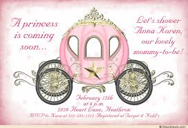 baby shower invitations free templates terrific princess baby shower invitation templates free 19 with
