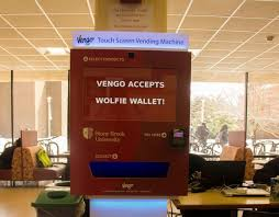 Vengo Vending Machine Cool Stony Brook Partners With Electronic Vending Company The Statesman