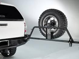 Fab Fours 2005-2015 Tacoma Optional Rear Bumper Tire Carrier [TT ...