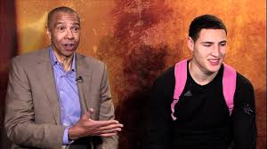 Klay And Mychal Thompson Interview (FS ...