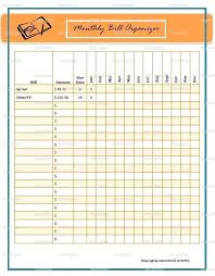 monthly bill organizer notebook bill organizer notebook monthly budget planner weekly expense
