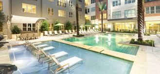 Resort-Style Pool at Windsor at West University, 2630 Bissonnet Street,  Houston,