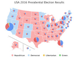 Presidental Election Results Effectively Visualizing Us Election Results Highcharts