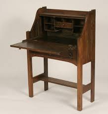 oak antique writing desk