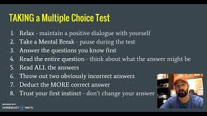 Multiple Questions Test How To Take A Multiple Choice Test Multiple Choice Test Strategies Ap Human Geography Languages