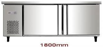 horizontal under counter fridge freezer