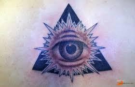 значение татуировки всевидящее око 19 фото тату