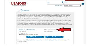Search Resumes Free Enchanting Usajobs Com Resume Builder USAJOBS Preview And Finish 48 Federal