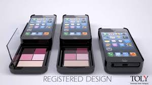 iphone case makeup palette toly s