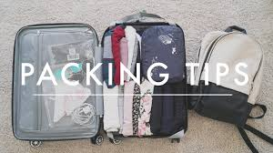 <b>Travel Packing</b> Tips | How to <b>Pack</b> a Carry-On + <b>Packing</b> Checklist ...