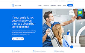 Dentist Website Templates Available At Webflow