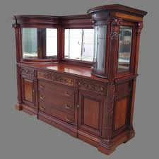 Retro Credenza Furniture Antique Credenza From Mid Century Modernism Design