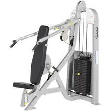 Hoist Leg Press Weight Chart Details About Hoist Fitness Multi Press Chest Shoulder Selectorized Weight Stack Machine