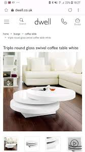 dwell coffee table 8 months old 150