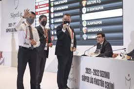 Football federation unveils Turkish Süper Lig 2021/22 fixtures