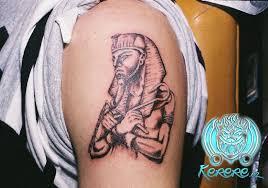 Tetování Tváře Květybody Art Kerere Tetování Piercing