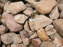 Large decorative rocks Mulch Federouch Landscape Supply Landscaping Boulders
