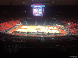 State Farm Center Section 224 Rateyourseats Com
