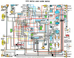 wiring diagram 1974 vw super beetle the wiring diagram 1970 vw beetle wiring diagram 196971 beetle wiring diagram wiring diagram