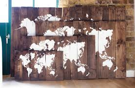rustic reclaimed wood sign world map pacific ocean centered and on reclaimed wood world map wall art with rustic reclaimed wood sign world map pacific ocean centered and i