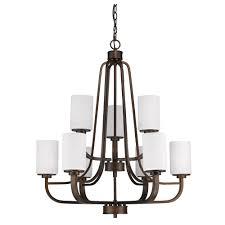 stunning oil rubbed bronze chandeliers bronze chandelier iron chandelier wtih 9 white light