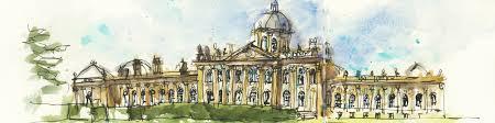 architectural buildings sketches. Perfect Buildings SKNStripsCastleHowardgarden To Architectural Buildings Sketches A