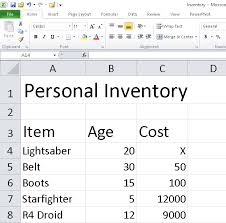 How To Use Excel For A Budget Access Vs Excel Which Should We Use For What Skillforge
