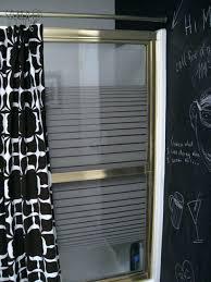 rainx shower door