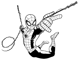Disegni Spiderman Da Colorare Per Bambini Coloratutto Website