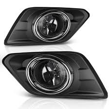2016 Nissan Rogue Fog Light Cover Fog Lights For Nissan Rogue 2014 2015 2016 Clear Lens W H11 12v 55w Bulbs Wiring Harness