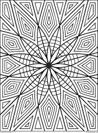 Coloring Pages Geometric Designs Free Images Coloring Design