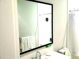 black framed bathroom mirrors. Full Size Of Black Framed Bathroom Mirror Small Mirrors For A How To Choose Bath T