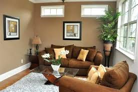 Paint for brown furniture Leather What Color Goes With Brown Furniture Brown Living Room Modern Living Room Ideas Home Round Paint What Color Goes With Brown Furniture Chemlinkinfo