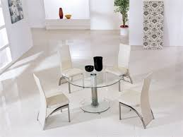 Glass Dining Table Round Round Glass Dining Table Seats 8 Glass Tables