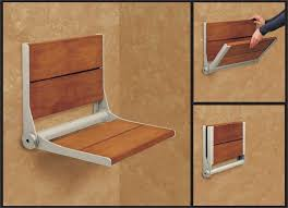 Shower Bench Corner Fold Down Seat Bath Remodel Columbus Fold Bench