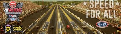 Drag Racings Ultimate Thrill Ride Powers Back To Zmax