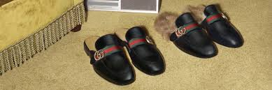 Mens Bedroom Slippers Made In Usa Shoes For Men Shop Guccicom
